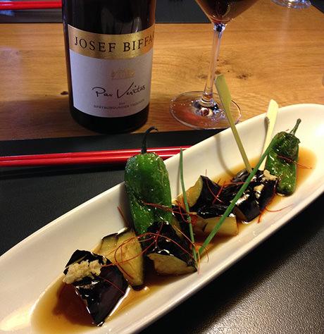 Pax Veritas und Sushi